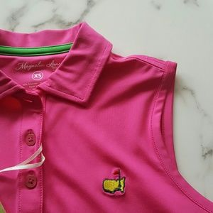 NWT Masters Golf Shirt